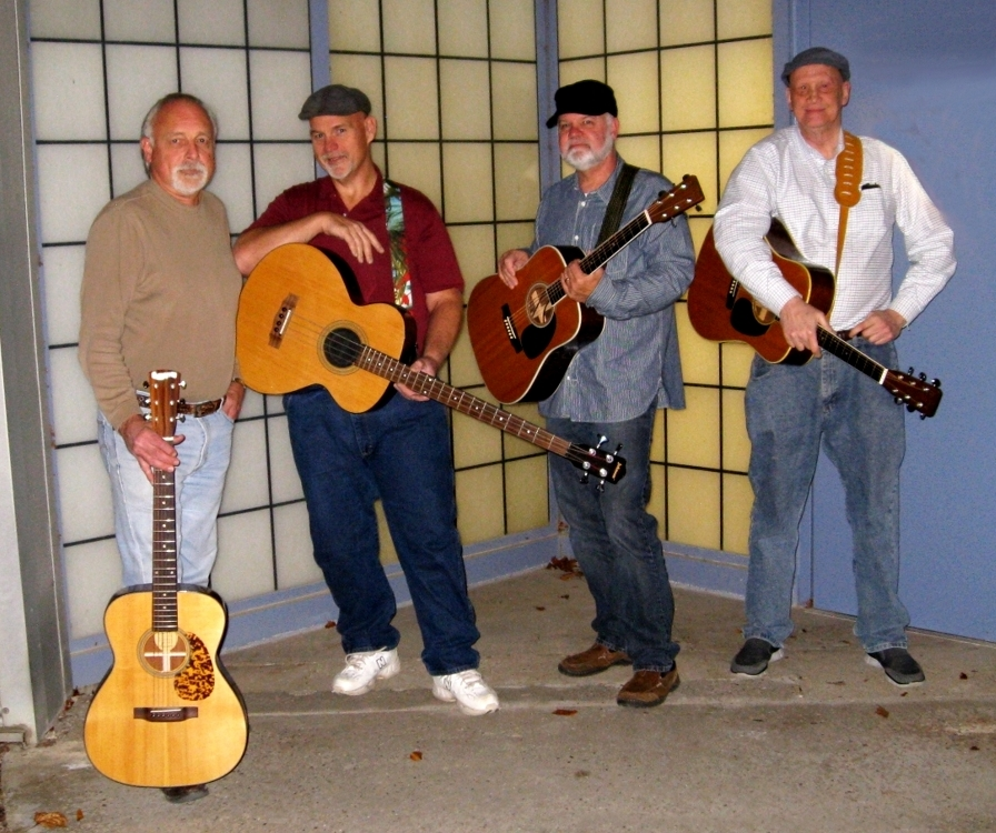 Harvest Road Band Website